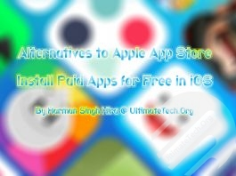 Alternatives to Apple App Store - Install Paid Apps for Free in iOS