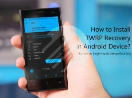 How to Install TWRP Recovery in Android Devices?