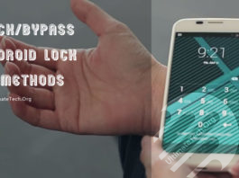 How to HackBypass Pattern or Password Lock?