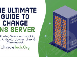 The Ultimate Guide to Change DNS Server